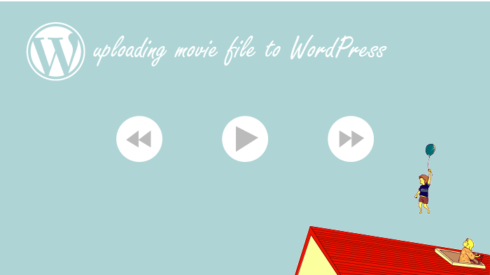 WordPressで動画
